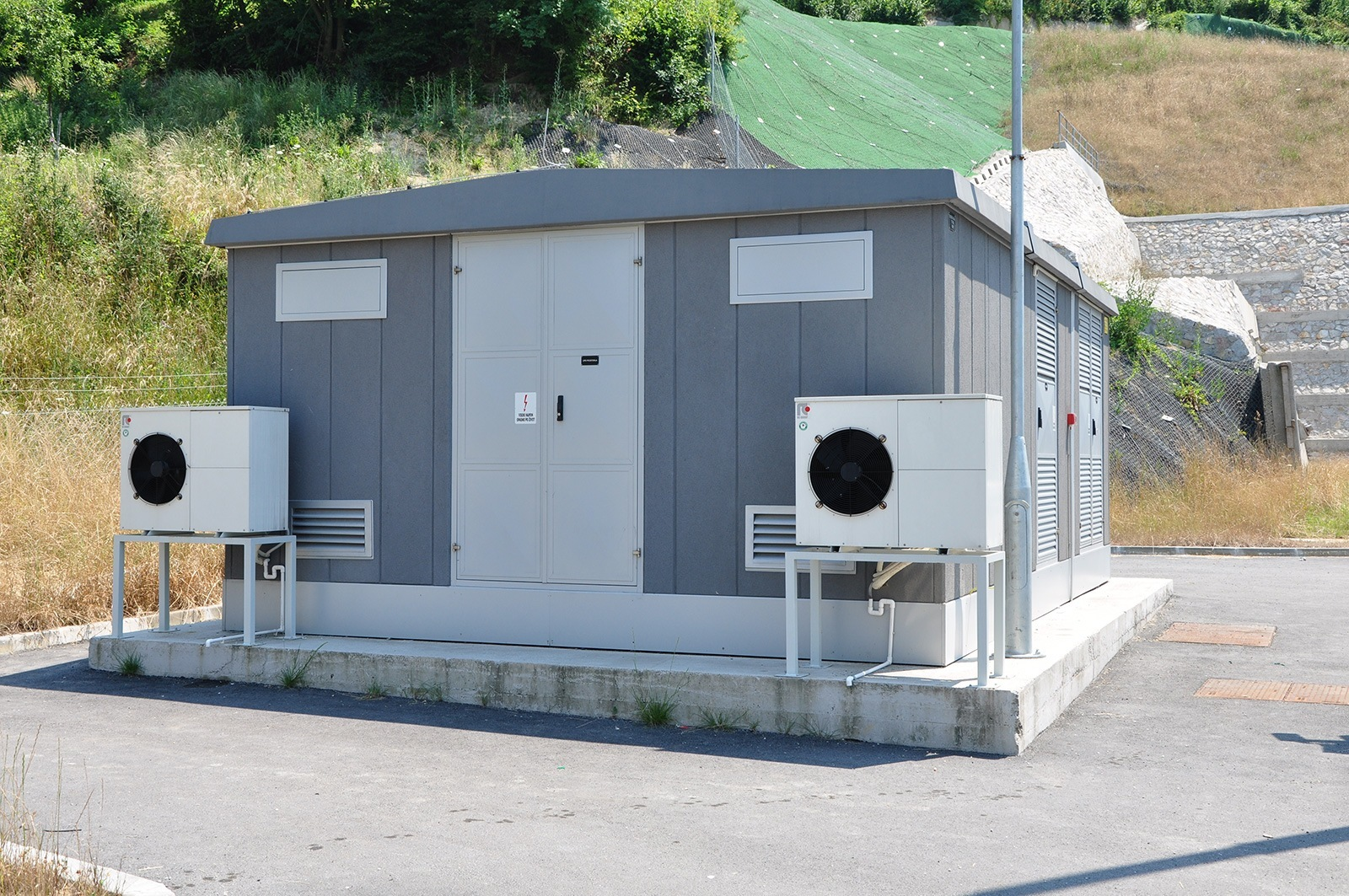 Trafo Station Control And Management System System